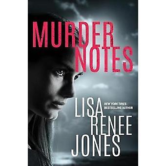 Murder Notes by Lisa Renee Jones - 9781503900318 Book