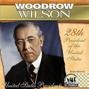 Woodrow Wilson - 28th President of the United States by BreAnn Rumsch