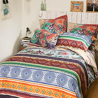 Bambury Tribal Galactic Quilt Cover Set