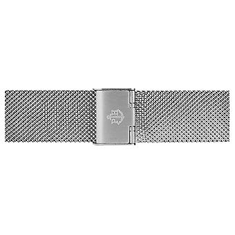 Paul Hewitt | 20mm Stainless Steel Mesh Strap | Fold Over Clasp | PH-M1-S-4M Watch