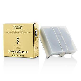 Yves Saint Laurent Touche Eclat Le tyyny nestemäinen säätiö kompakti täyttö-#b10 posliini-15g/0,53 oz