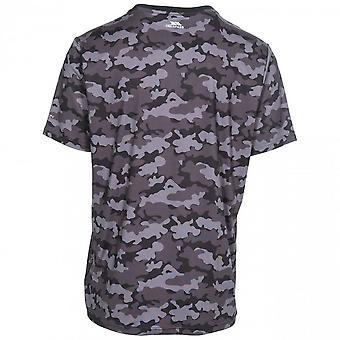 Overtreding Mens Ralton korte mouw Active T-Shirt