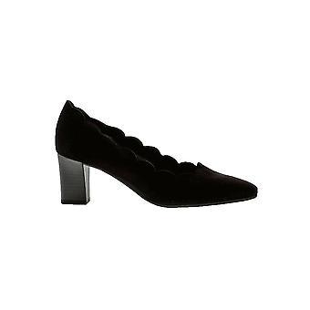 Gabor Mid Heeled Court Shoe - Nashville 32.182