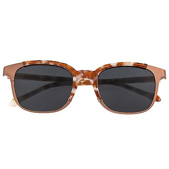 Sixty One Kewarra Polarized Sunglasses - Brown/Black