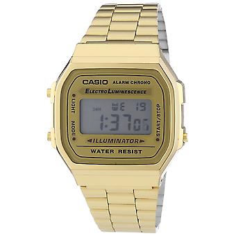 Casio Collection Retro Mens Watch A168WG-9EF