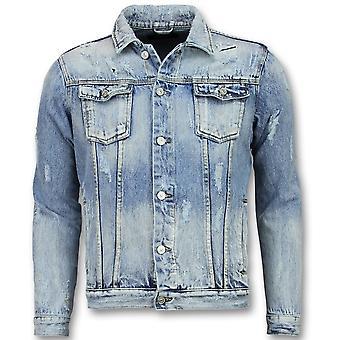 Dongerijakke - Dongerijakke - Jeans jakke- blå