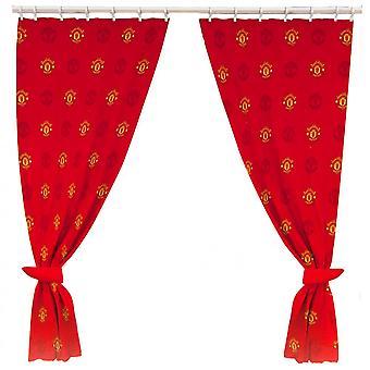 Manchester United oficiales cortinas