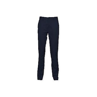 Front row stretch chinos - tag-free fr621