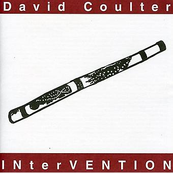 David Coulter - Intervention [CD] USA import
