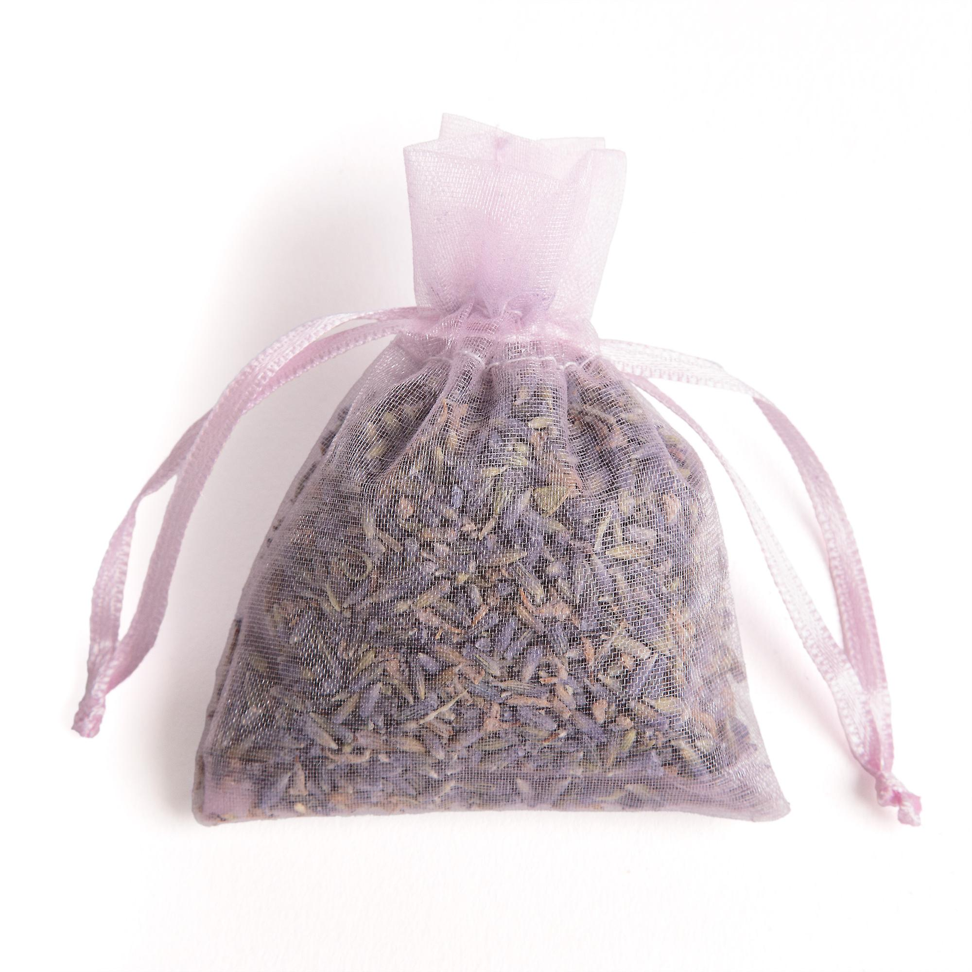 12 lavender bags of lavender bags lilac dried lavender room fragrance with lavender flowers as moth protection and car scent