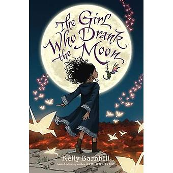 The Girl Who Drank the Moon by Kelly Barnhill - 9781616205676 Book