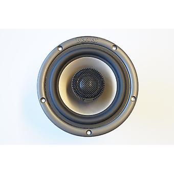 1 piece 135 mm 2-way coax magnate MCO ABS 135 AL 485 S 150 Watts Max, new