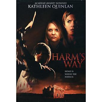 Harm's Way [DVD] USA import