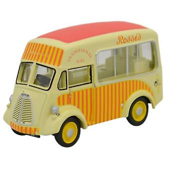Oxford Diecast Morris J Ice Cream Van