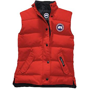 Canada Goose Women's Freestyle Vest - Monach Orange