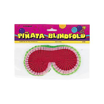 Unique Party Single Elasticated Pinata Party Blindfold