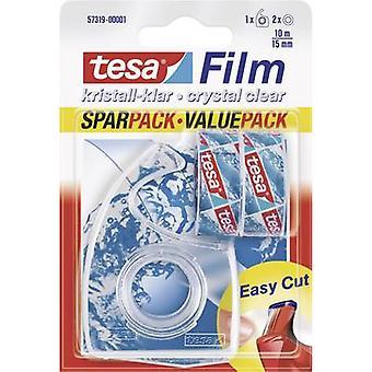 Tesafilm® kristalheldere 10 m x 15 mm