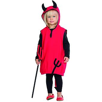 Devils top kids unisex Halloween costume demon Devil