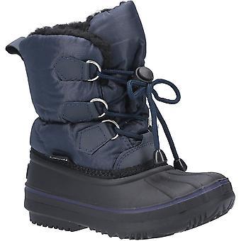 Cotswold Boys Explorer Bungee Lace Weatherproof Snow Boots
