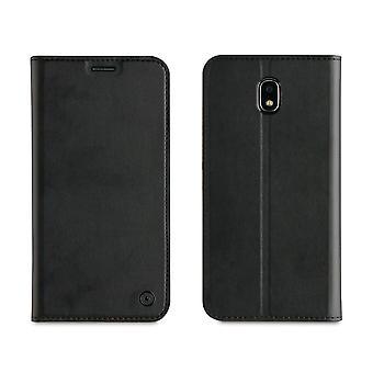 Case For Samsung Galaxy J3 (2017) Black Card Door