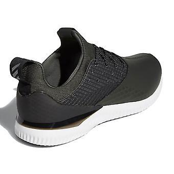 adidas Herren Adicross Bounce 2 Leder Spikeless Flexible Golfschuhe
