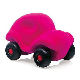 Rubbabu Rubbabu Bil Little (Pink) Vehicle Playset Push Along Toys Child Kids