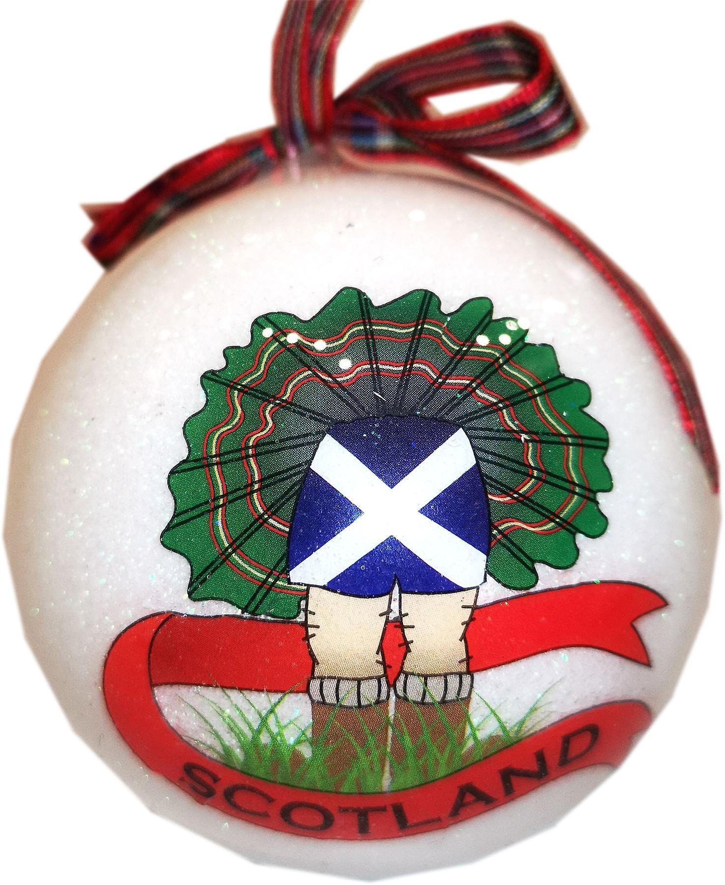 Collect a Bauble Kilt & Flag