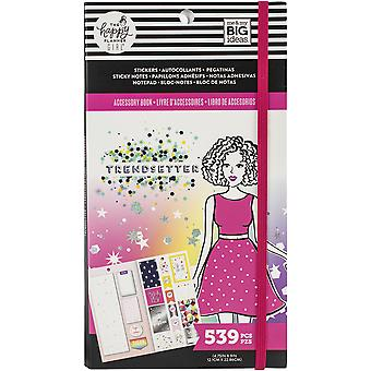 Happy Planner Accessory Book -Trendsetter, 539/Pkg