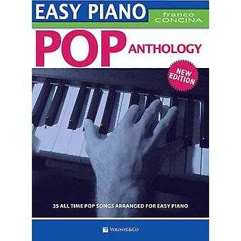 EASY PIANO POP ANTHOLOGY by VARIOUS