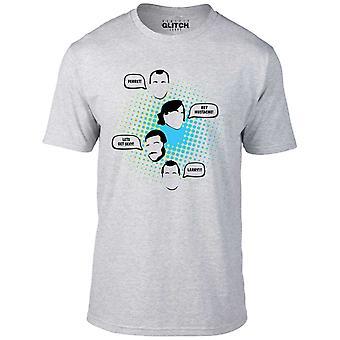 Men's impractical quotes t-shirt
