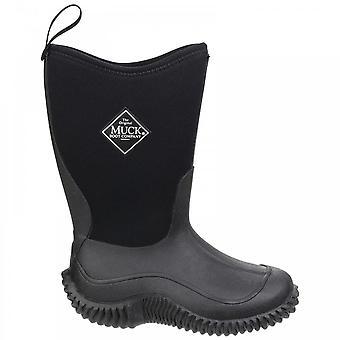 Muck Boots Kids Hale Black