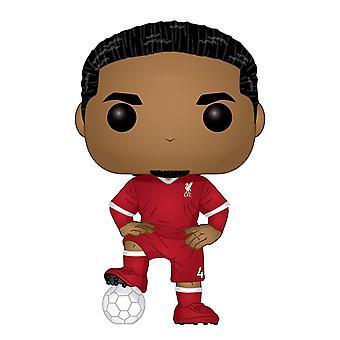 Funko POP Liverpool Football Club - Virgil Van Dijk  Collectible Figure