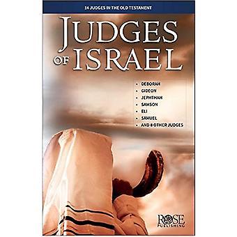 Judges of Israel Pamphlet 5pk - 9781628623338 Book