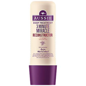 Aussie Treating Reconstructor 3 Minute Miracle 250 ml