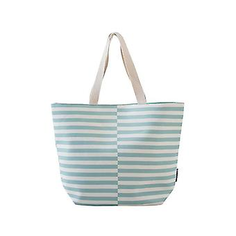 Bambury Printed Tote Bag Beach