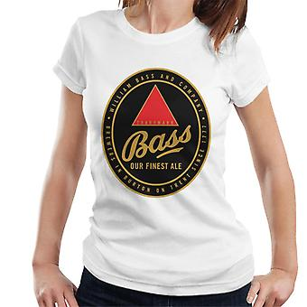 Bass Our Finest Ale Women's T-Shirt
