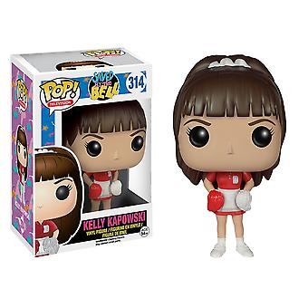 Saved by the Bell Kelly Kapowski Pop! Vinyl