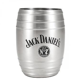 Jack Daniel-apos;s 14 oz Metal Barrel Cup