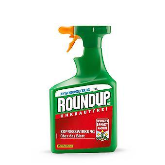 ROUNDUP® AC, 1 liter