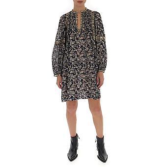 Isabel Marant ÉToile 20pro159120p028e30mi Women's Multicolor Cotton Dress