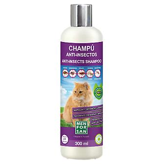 Men For San Champu Anti-Insectos Gatos 300 Ml (Cats , Grooming & Wellbeing , Shampoos)
