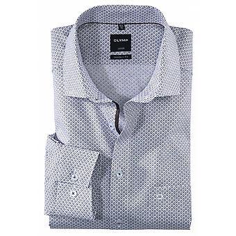 OLYMP Olymp Fashion Formal Print Shirt