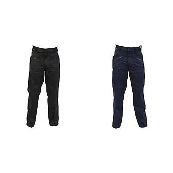 Absolute Apparel Mens Action Workwear Trousers