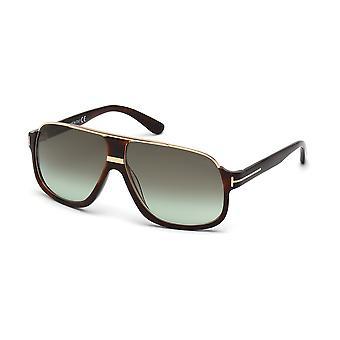 توم فورد إليوت TF335 56K هافانا / براون التدرج النظارات الشمسية