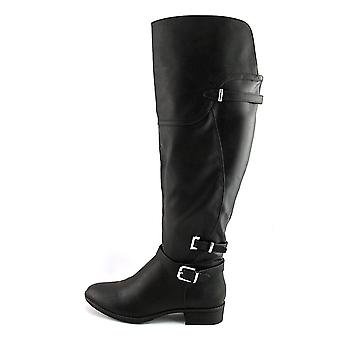 Style & Co. Womens Adaline fermé Toe Knee High Fashion bottes