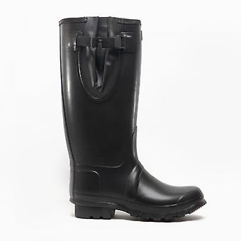 Cotswold Kew Neoprene Unisex Wellington Boots Black