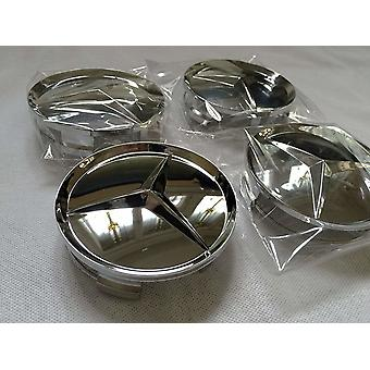 MB06-75MM 4-Pack Center Cowles Mercedes Benz