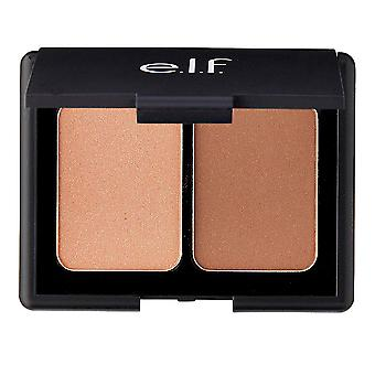 e.l.f Cosmetics Contouring Blush & Bronzing Powder, 0.3 oz.