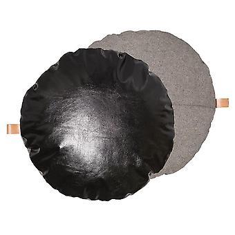 Parker Pude 50 cm sort/grå