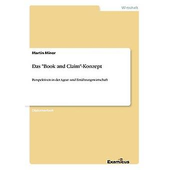 Das Book and ClaimKonzept by Minor & Martin